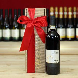 confezioni natale vino barolo