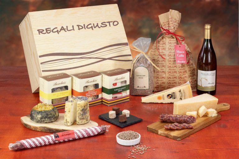 confezione natalizia bauletto 7800