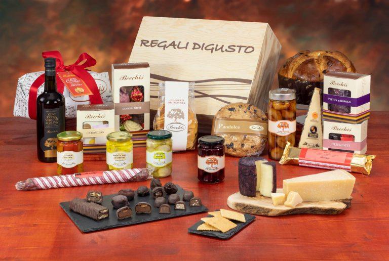 confezione natalizia bauletto 7835