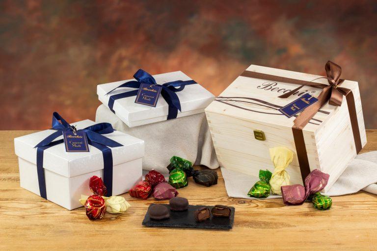 cuneesi misti, cioccolatini