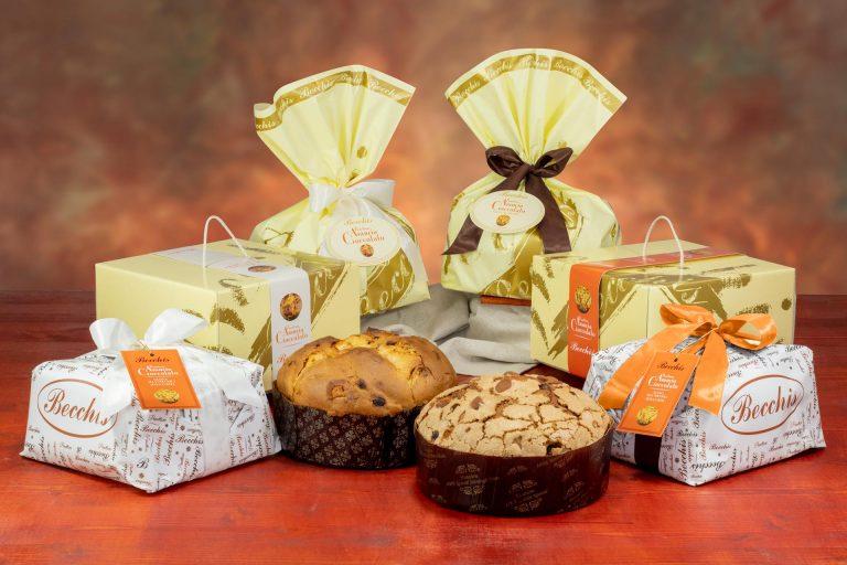 Panettone al Cioccolato e Arancia
