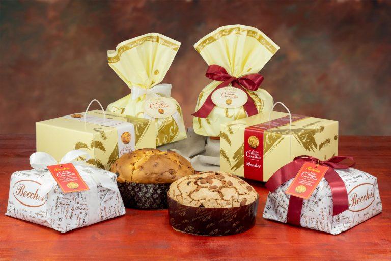 Panettone Cioccolato e Ciliegia