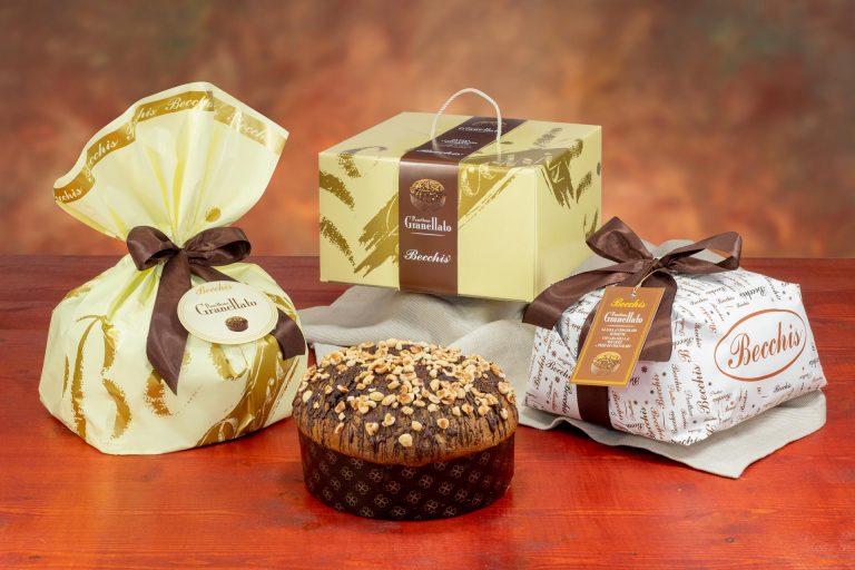 Panettone Granellato cioccolato